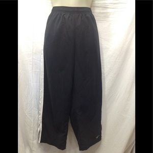 Women's size 12-14 NIKE track pants